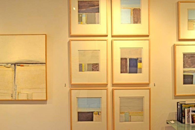Madelyn Jordon Fine Art SURF & TURF Installation Shot 6