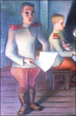 Madelyn Jordon Fine Art Theodore Fried (Estate) 6