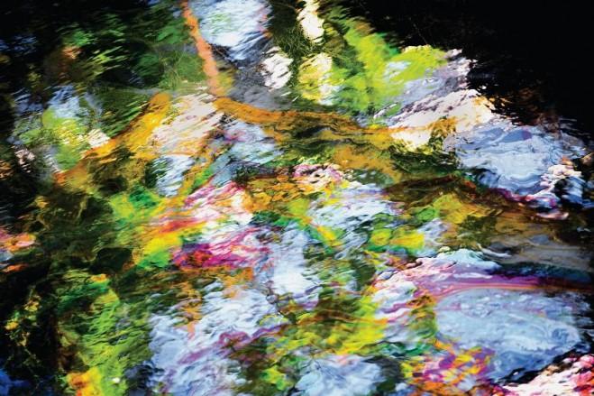 Madelyn Jordon Fine Art Steven Hirsch: The Beauty Left Behind Theros