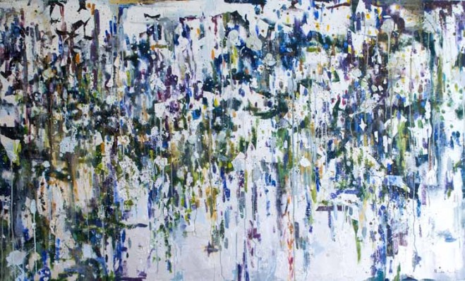 Madelyn Jordon Fine Art Michelle Sakhai: Treasured Elements Transformation