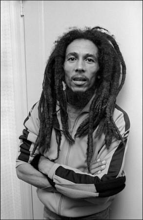 Madelyn Jordon Fine Art ALLAN TANNENBAUM: GRIT AND GLAMOUR Bob Marley Portrait