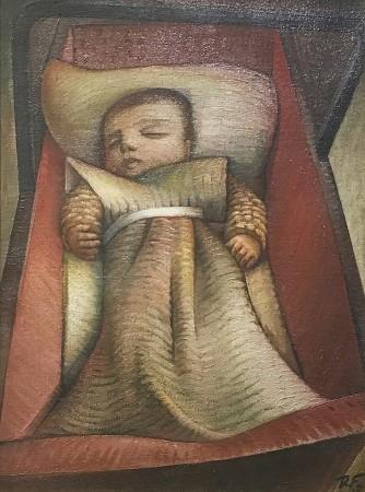 Madelyn Jordon Fine Art Theodore Fried (Estate)