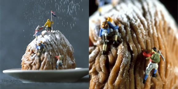 Madelyn Jordon Fine Art Minimiam: Akiko Ida and Pierre Javelle Mont Blanc