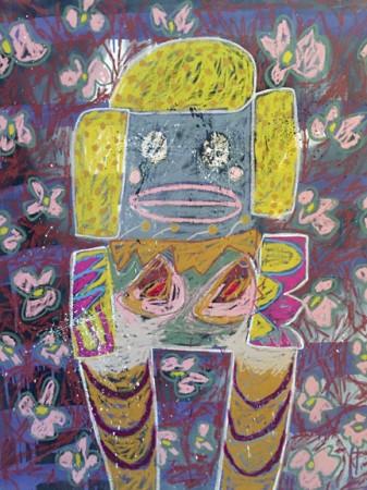 Madelyn Jordon Fine Art ADAM HANDLER: REBEL REBEL 3