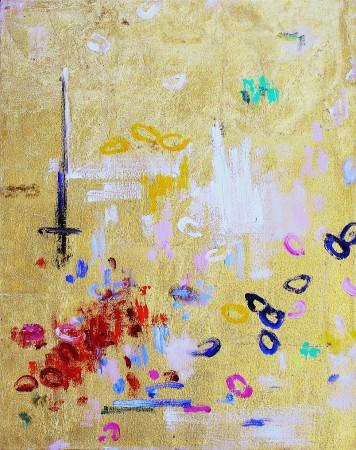 Madelyn Jordon Fine Art MICHELLE SAKHAI - THE ARCANA SERIES: INTERPRETATIONS OF TAROT 19