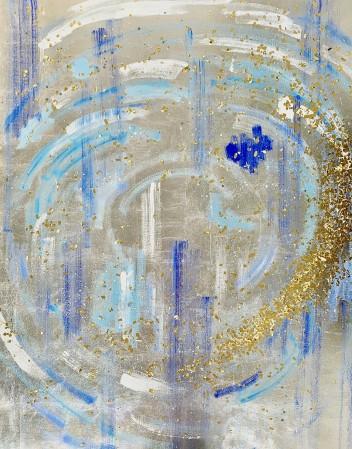Madelyn Jordon Fine Art MICHELLE SAKHAI - THE ARCANA SERIES: INTERPRETATIONS OF TAROT 9