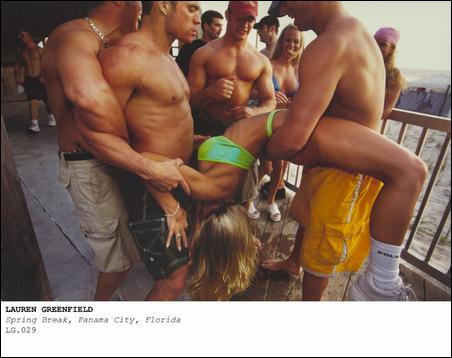 "Madelyn Jordon Fine Art Lauren Greenfield ""Spring Break, Panama City, Fla 2000"