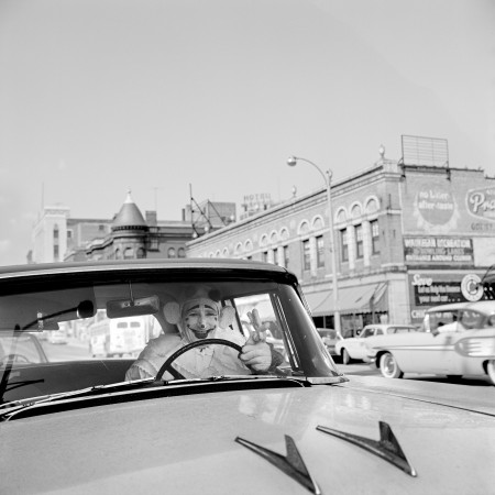 Madelyn Jordon Fine Art VIVIAN MAIER REVEALED: SELECTIONS FROM THE ARCHIVES Untitled, 1962, Printed 2017, Gelatin silver print, Ed. 12/15