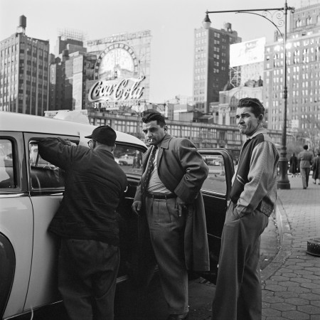 Madelyn Jordon Fine Art VIVIAN MAIER REVEALED: SELECTIONS FROM THE ARCHIVES New York, NY, 1954, Printed 2016, Gelatin silver print, Ed. 13/15