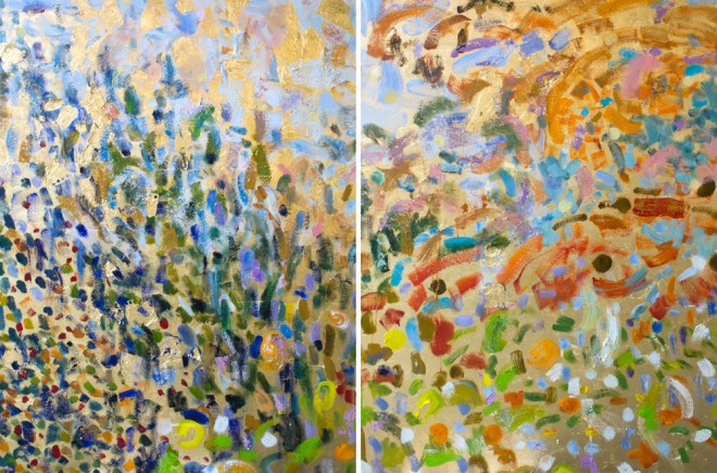 Madelyn Jordon Fine Art Michelle Sakhai: Treasured Elements 7