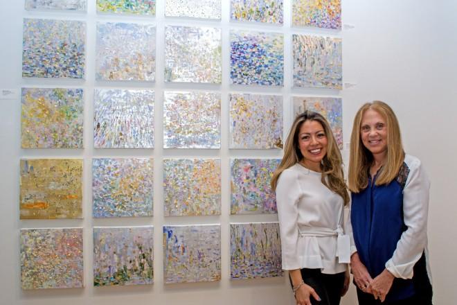 Madelyn Jordon Fine Art Michelle Sakhai: Treasured Elements 6