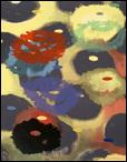 Madelyn Jordon Fine Art 'THE BIRDS AND THE BEES' including works by Ross Bleckner,Carole Bolsey,Deborah Buck,Diane Cherr,Ruth Epstein,Wolf Kahn,Lawrence Kelsey,Joy Moser,Lucie Gould Reitzfeld,Hunt Slonem, Donald Sultan,Linda Touby 14