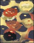 Madelyn Jordon Fine Art 'THE BIRDS AND THE BEES' including works by Ross Bleckner,Carole Bolsey,Deborah Buck,Diane Cherr,Ruth Epstein,Wolf Kahn,Lawrence Kelsey,Joy Moser,Lucie Gould Reitzfeld,Hunt Slonem, Donald Sultan,Linda Touby 15