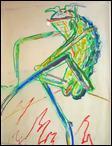 Madelyn Jordon Fine Art 'THE BIRDS AND THE BEES' including works by Ross Bleckner,Carole Bolsey,Deborah Buck,Diane Cherr,Ruth Epstein,Wolf Kahn,Lawrence Kelsey,Joy Moser,Lucie Gould Reitzfeld,Hunt Slonem, Donald Sultan,Linda Touby 3