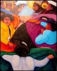 Madelyn Jordon Fine Art Ernesto Gutierrez: In the Valley of the Incas
