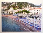Madelyn Jordon Fine Art DJ Leon        Amalfi Coast