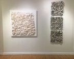 Madelyn Jordon Fine Art BARBARA HIRSCH: ALL AFLUTTER Install 4