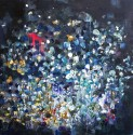 Madelyn Jordon Fine Art Michelle Sakhai: Treasured Elements Lava II