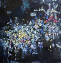 Madelyn Jordon Fine Art Michelle Sakhai: Treasured Elements Lava I