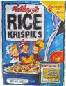 "Madelyn Jordon Fine Art 3D Holiday LESLIE LEW, ""RICE KRISPIES - Snap, Crackle, and Pop"""
