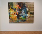 Madelyn Jordon Fine Art YANGYANG PAN :East Meets West in Contemporary Abstraction Install 4
