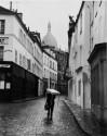 Madelyn Jordon Fine Art ANDRÉ KERTÉSZ & THEODORE FRIED: CONVERGING JOURNEYS IN THE MODERNIST AGE André Kertész: Street Scene, Paris (Sacre Coeur)