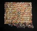 Madelyn Jordon Fine Art LOCAL/GLOBAL: A Group Exhibition El Anatsui, Untitled