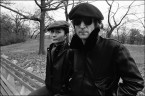 Madelyn Jordon Fine Art ALLAN TANNENBAUM: GRIT AND GLAMOUR John and Yoko on a Bench in Central Park