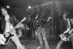 Madelyn Jordon Fine Art ALLAN TANNENBAUM: GRIT AND GLAMOUR The Ramones Perform at CBGB
