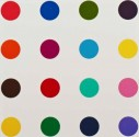 Madelyn Jordon Fine Art 2016, in with a POP!   DAMIEN HIRST Benzyl Viologen