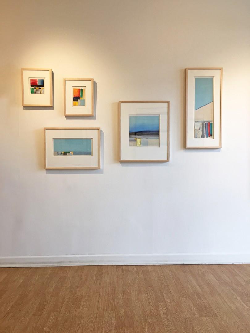 Madelyn Jordon Fine Art EUGENE HEALY: STEADY AS SHE GOES Install 7