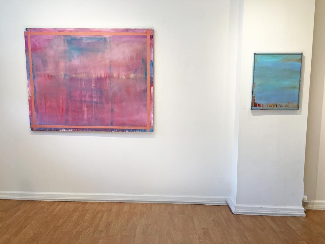 Madelyn Jordon Fine Art LINDA TOUBY: JE T'AIME Install 2