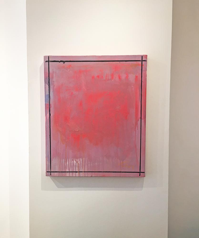 Madelyn Jordon Fine Art LINDA TOUBY: JE T'AIME Install 5
