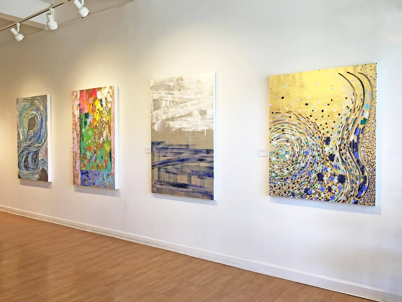 Madelyn Jordon Fine Art MICHELLE SAKHAI - THE ARCANA SERIES: INTERPRETATIONS OF TAROT Sakhai 10