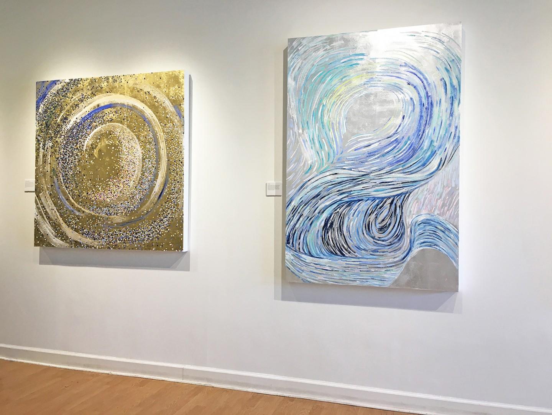 Madelyn Jordon Fine Art MICHELLE SAKHAI - THE ARCANA SERIES: INTERPRETATIONS OF TAROT Sakhai 7