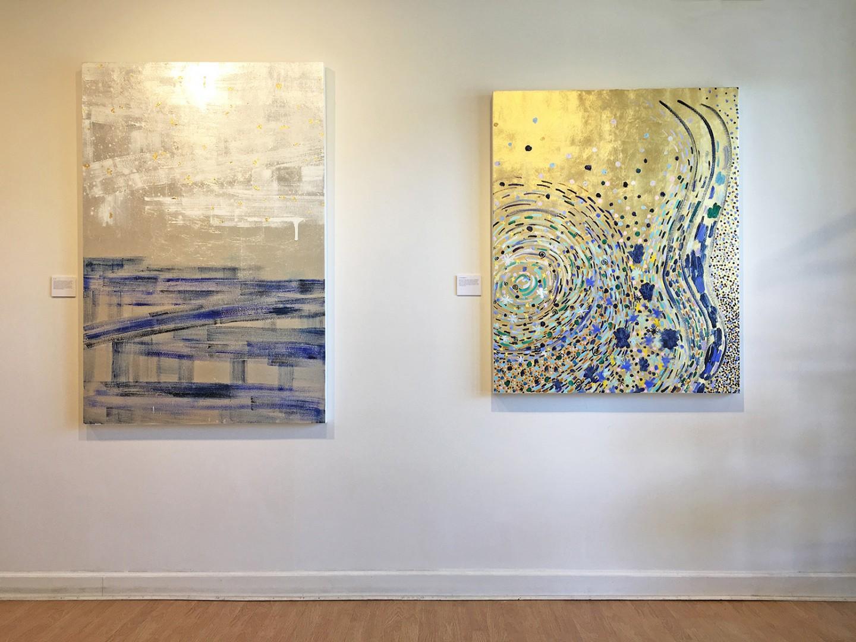 Madelyn Jordon Fine Art MICHELLE SAKHAI - THE ARCANA SERIES: INTERPRETATIONS OF TAROT Sakhai 9