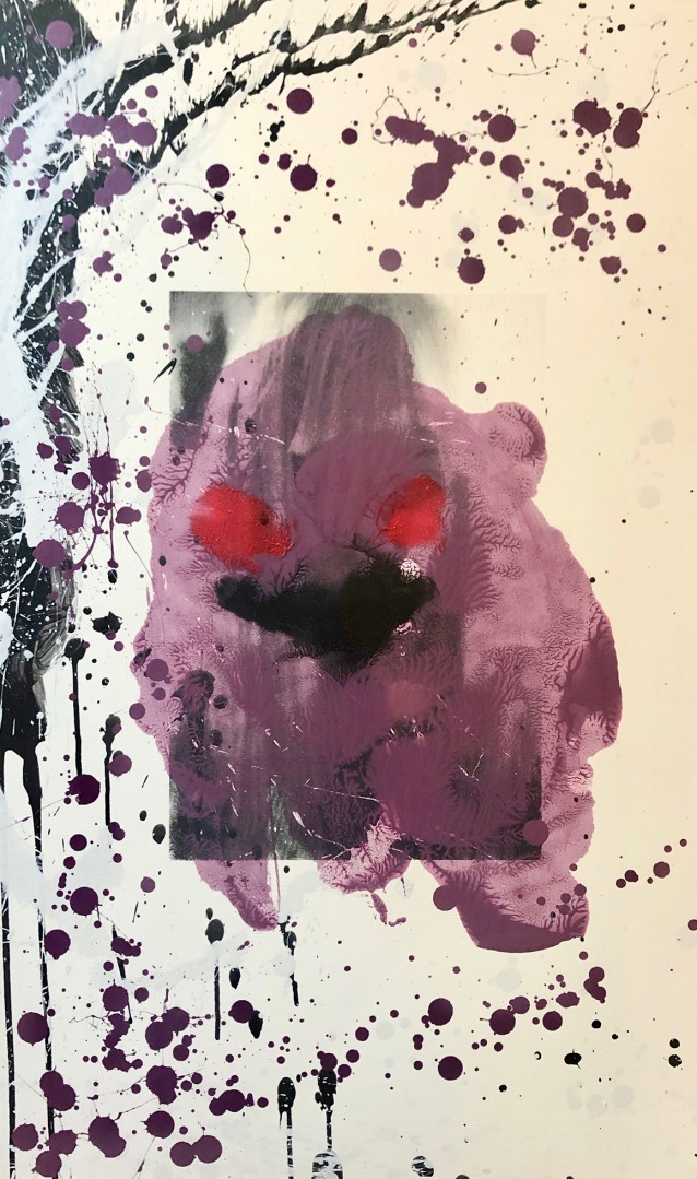 Madelyn Jordon Fine Art ADAM HANDLER: BETWEEN NIGHTMARES AND FAIRY TALES Madonna Ghost