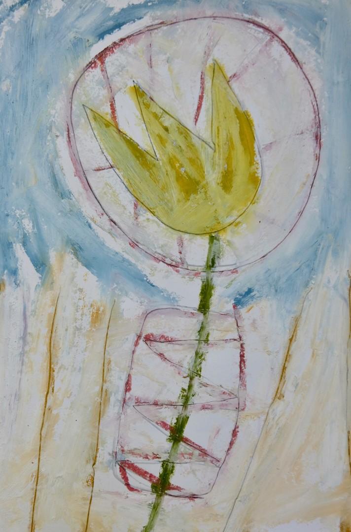 Madelyn Jordon Fine Art ADAM HANDLER: BETWEEN NIGHTMARES AND FAIRY TALES Mansfield Tulip