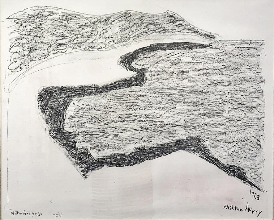 Madelyn Jordon Fine Art STAGING NATURE: A WORLD UNTO ITSELF Grey Sea