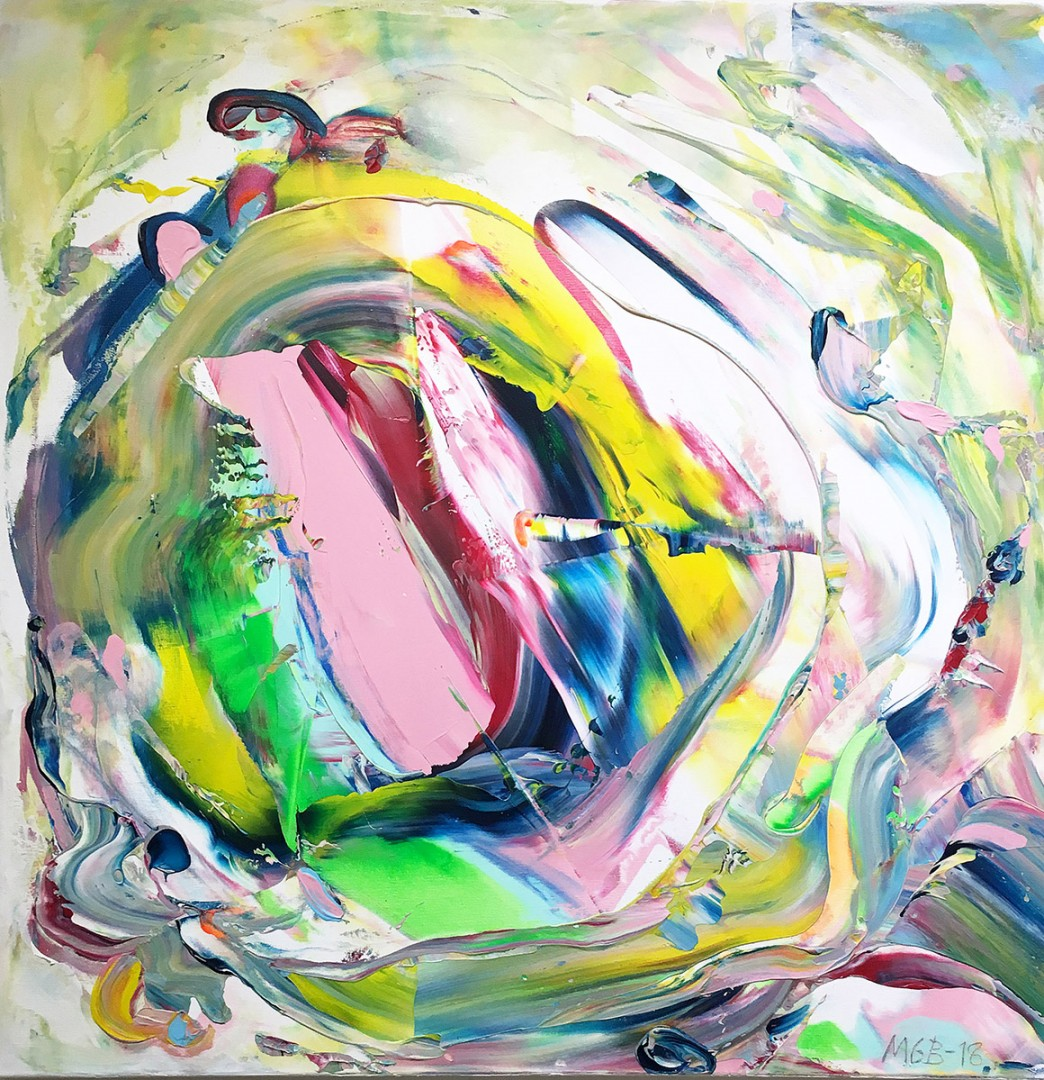 Madelyn Jordon Fine Art Marit Geraldine Bostad The Change (Made In New York series)