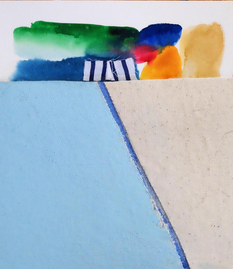 Madelyn Jordon Fine Art EUGENE HEALY: STEADY AS SHE GOES Coastal Series 2