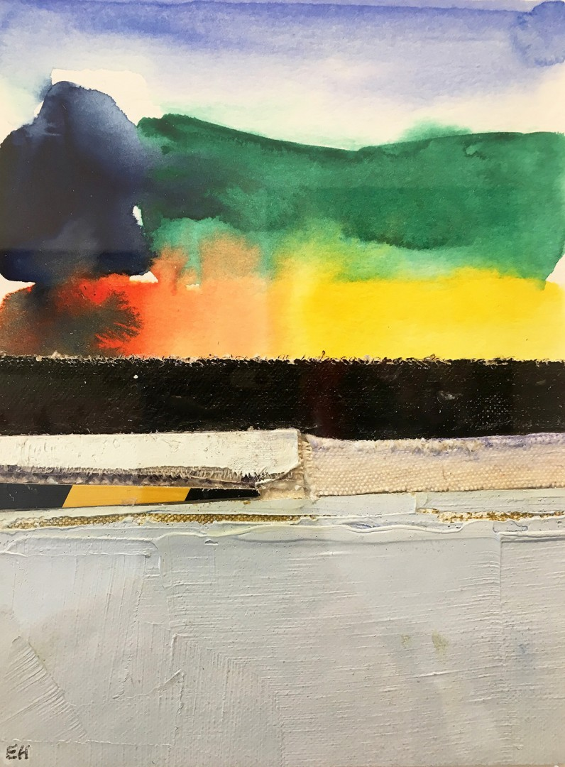 Madelyn Jordon Fine Art EUGENE HEALY: STEADY AS SHE GOES Coastal Series 4