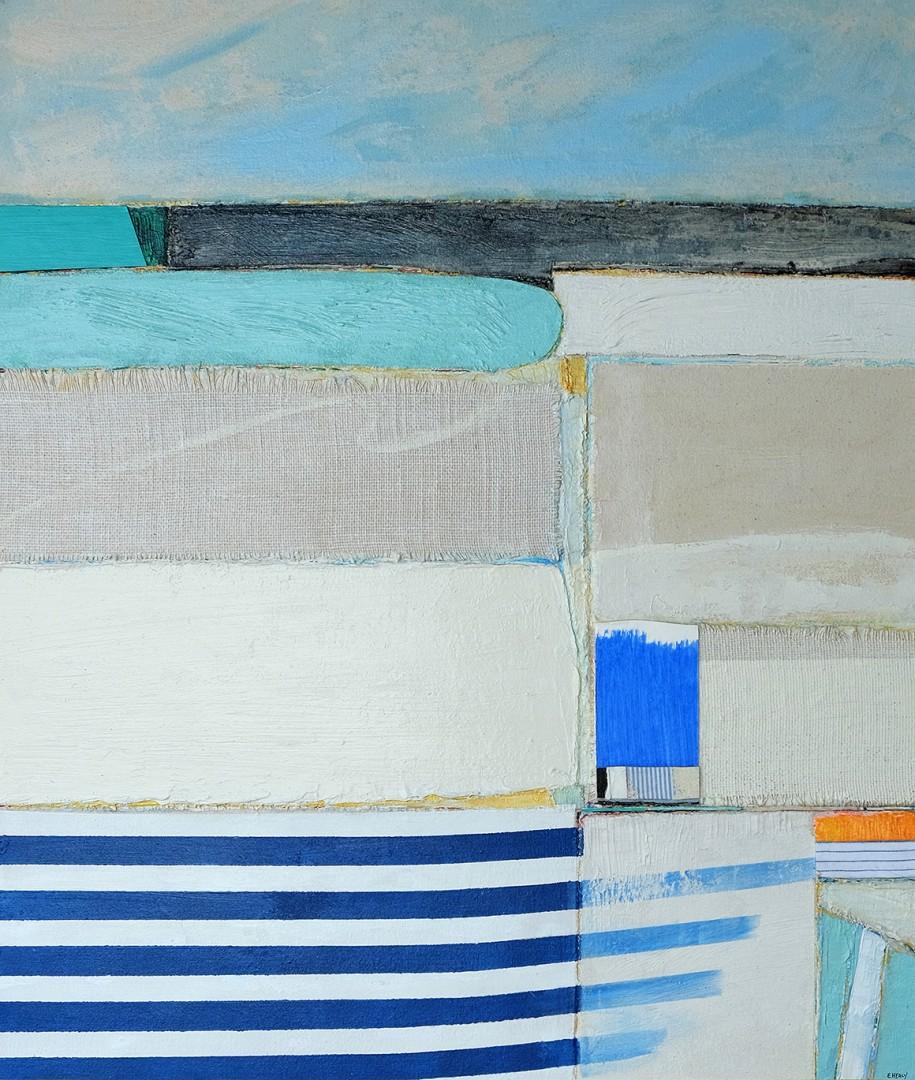Madelyn Jordon Fine Art EUGENE HEALY: STEADY AS SHE GOES Emerald Isle