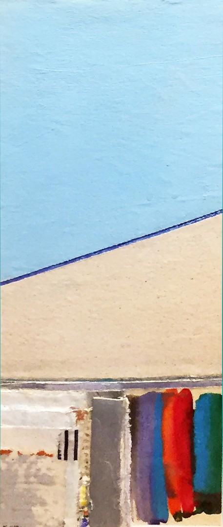 Madelyn Jordon Fine Art EUGENE HEALY: STEADY AS SHE GOES Quabbin