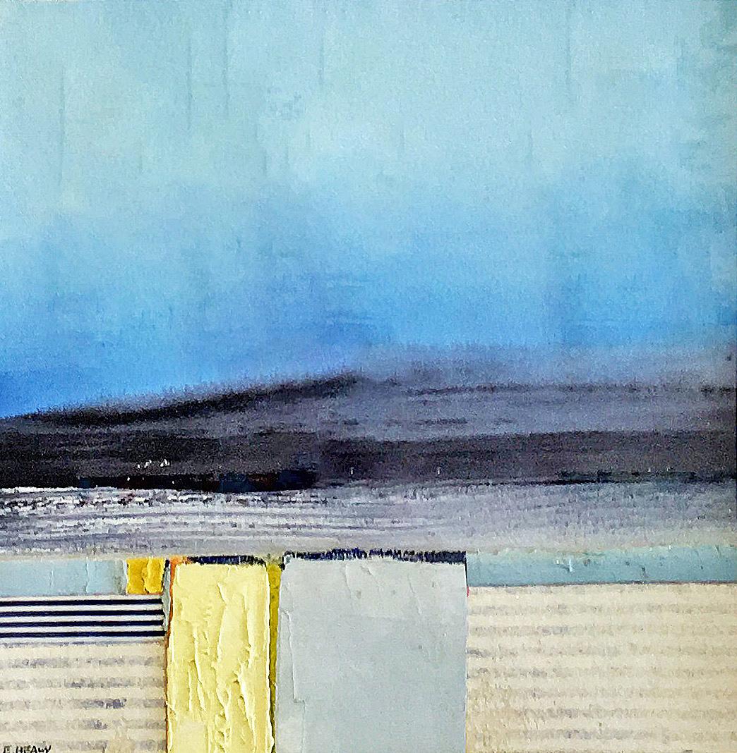 Madelyn Jordon Fine Art EUGENE HEALY: STEADY AS SHE GOES Watch Hill
