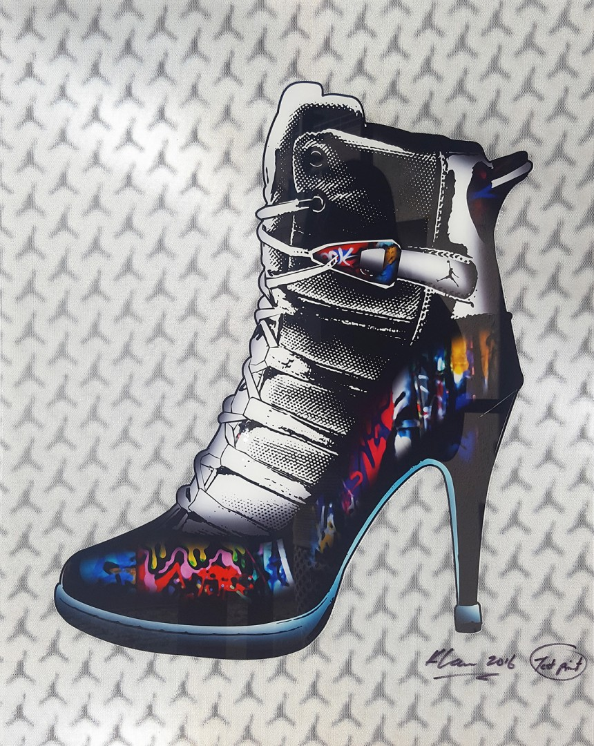 Madelyn Jordon Fine Art Keng  Lau Concord Stiletto