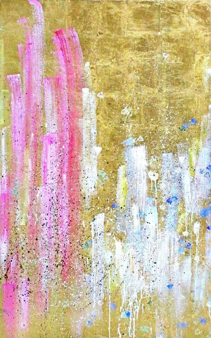 Madelyn Jordon Fine Art MICHELLE SAKHAI - THE ARCANA SERIES: INTERPRETATIONS OF TAROT Strength, VIII