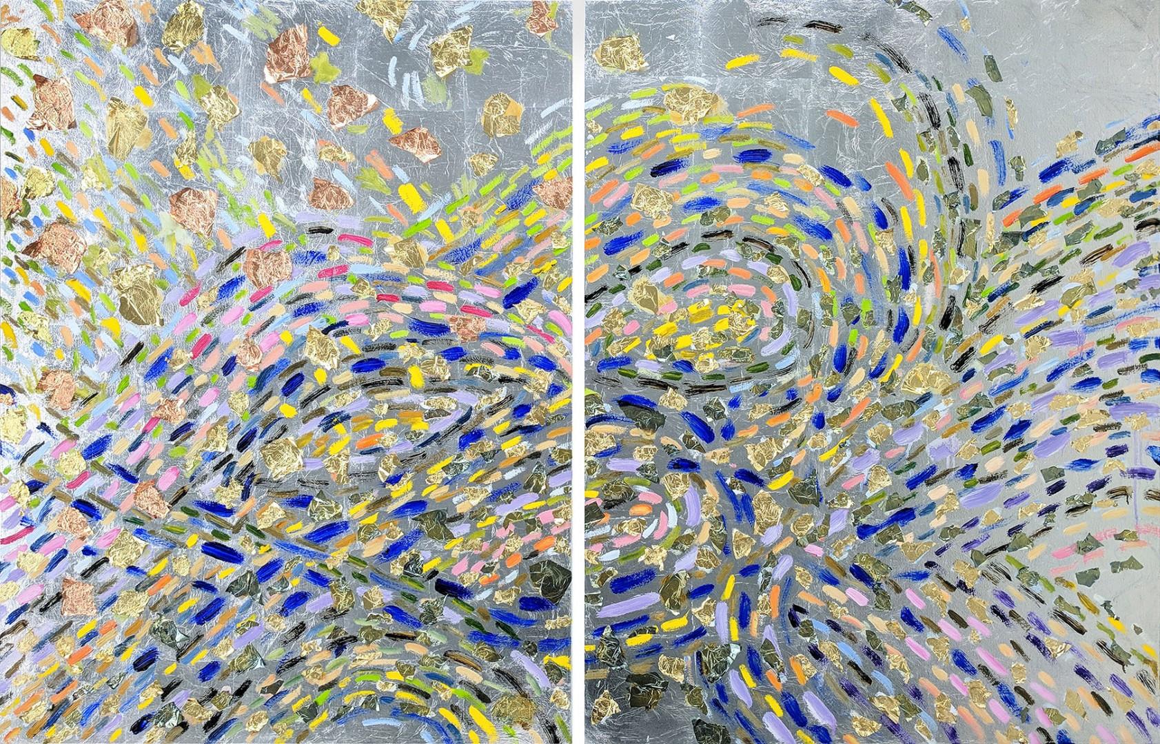 Madelyn Jordon Fine Art MICHELLE SAKHAI - THE ARCANA SERIES: INTERPRETATIONS OF TAROT The Chariot, VII