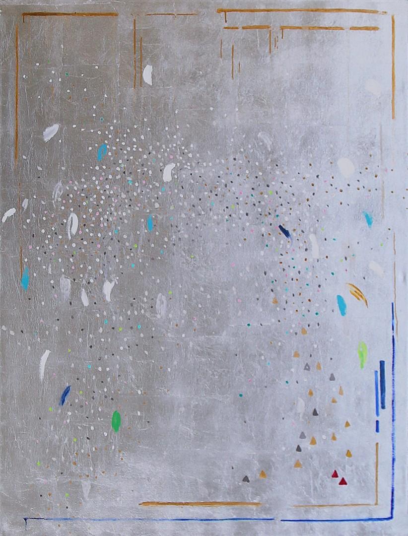 Madelyn Jordon Fine Art MICHELLE SAKHAI - THE ARCANA SERIES: INTERPRETATIONS OF TAROT The Hanged Man, XII