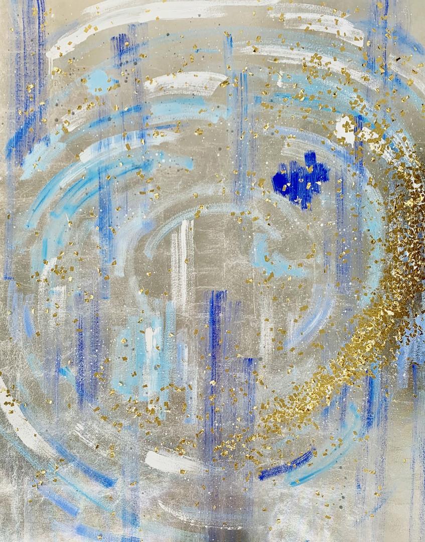 Madelyn Jordon Fine Art MICHELLE SAKHAI - THE ARCANA SERIES: INTERPRETATIONS OF TAROT The High Priestess, II